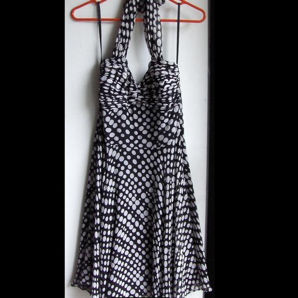 White House Black Market Dresses & Skirts - 100% Silk dress